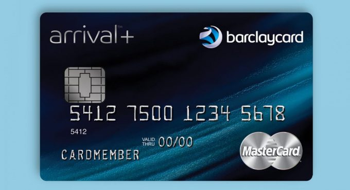 Barclay's Card